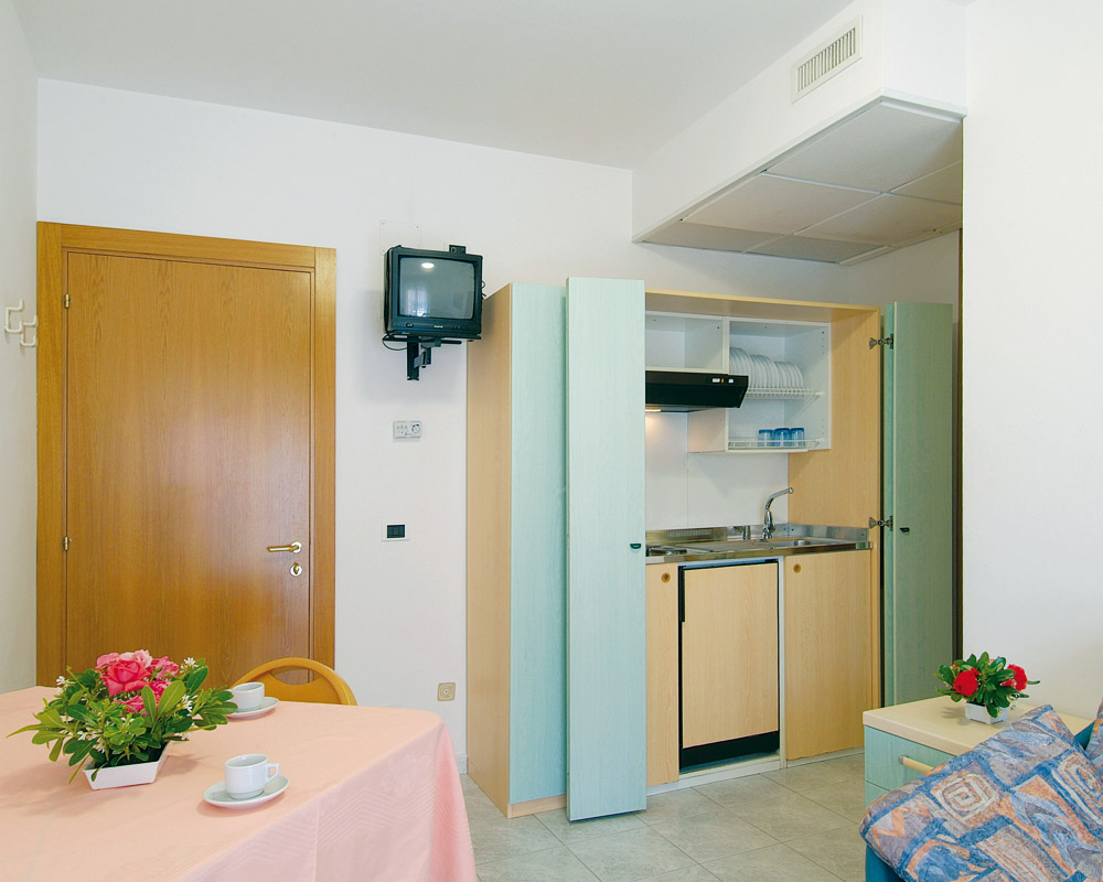 One Bedroom Apartment Type A