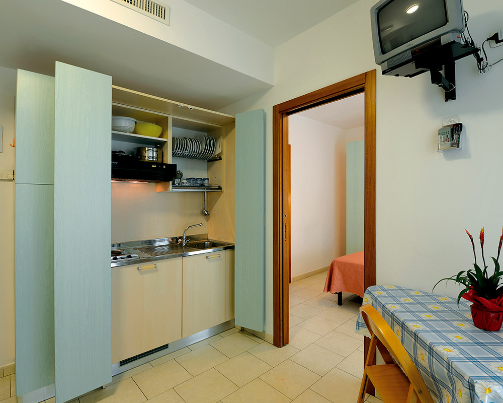 One Bedroom Apartment Type B